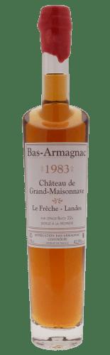 BAS-ARMAGNAC 1989 43.9%vol