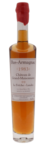 BAS-ARMAGNAC 1981 41.7%vol